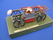BRUMM OLD FIRE NEWTON FIRE WAGON 1860 - 1/43 SCALE DIECAST