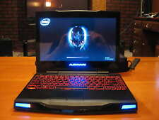 Dell Alienware M11x 11 6GB Intel CPU Nvidia 1GB HD Gaming Laptop