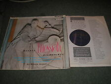 LP OPERA MESSIAH HIGHLIGHTS SIR MALCOLM SARGENT BLUE& GOLD COLUMBIA 33CX 1713