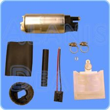 NEW WALBRO GSS341 FUEL PUMP PLUS WALBRO INSTALLATION KIT 255LPH FOR HONDA NISSAN