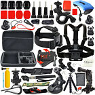 GoPro Accessories Outdoor Sports Bundle Kit for GoPro Hero 4/3+/3/2/1 Cameras