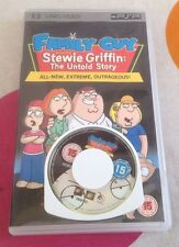 FAMILY GUY - STEWIE GRIFFIN: THE UNTOLD STORY - UMD VIDEO FOR SONY PSP