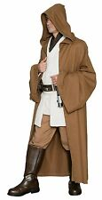 Light Brown JEDI ROBE Only - Excellent Quality Costume Cloak from USA