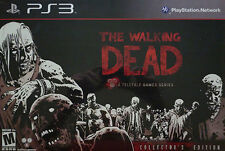 The Walking Dead -- Collector's Edition (Sony PlayStation 3, 2012)