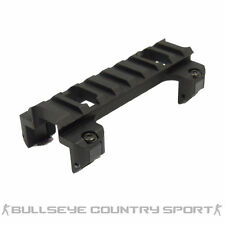 Asg Mp5 G3 Top Rail Mp5 Scope Mount Airsoft G3 Scope Mount 20mm Ris Black