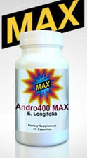 Andro 400 Max - Free Same Day Shipping - Andro400 Eurycoma Longifolia - Ages 40+