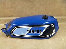 Yamaha 250 DT DT250-D ENDURO Used Gas Fuel Tank 1977 YB117