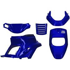 KIT 5 PEZZI CARENE BLU METAL MBK 50 Booster Spirit S.S. 1999-2000