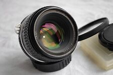 Nikon Nikkor 50mm f/1,8, AIS, made in Japan, f. analog und digital