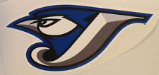 "Toronto Blue Jays FATHEAD ""Blue Jay Head"" Logo 13.5""x 6.5"" Official MLB Graphics"