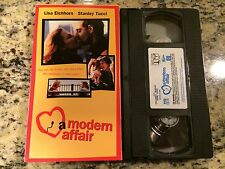 A MODERN AFFAIR RARE VHS! NOT ON DVD! STANLEY TUCCI, WOMAN FALLS FOR SPERM DONOR