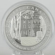 2013 Toronto Winter Street Morning $20 Pure Silver Lawren S Harris Group of 7 #4