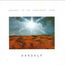 Gandalf - Journey To An Imaginary Land - New CD Album - Pre Order - 27th Jan