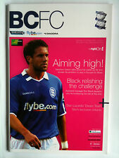 MINT 2004/05 Birmingham City v Manchester United Premier League