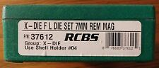 RCBS 37612 X-Die 2-Die Set 7mm Remington Magnum