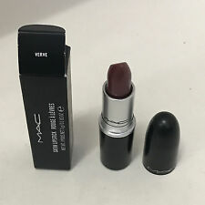 NEW ARRIVAL! AUTHENTIC MAC SATIN LIPSTICK - VERVE