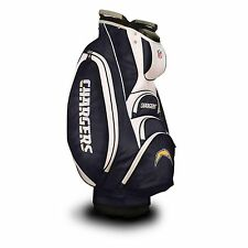 NEW MODEL! Team Golf San Diego Chargers Victory Cart Golf Bag Navy/White 32673