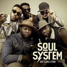 Soul System - She's Like A Star [New CD] Extended Play, Germany - Import