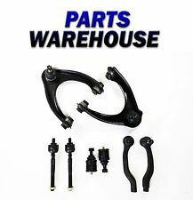 8 Piece New Front Suspension Set Honda Civic/Acura El 1996-2000 Warranty 2 Year