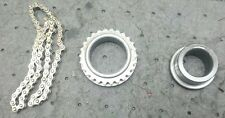 03 04 Honda CBR600RR CBR 600RR Oil Pump Chain Gear