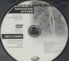 2005 Land Range Rover & Sport Supercharged HSE Navigation DVD Disc U.S Canada