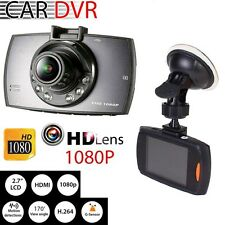 HD 1080P Auto Car DVR Camera Dash Video Recorder LCD G-sensor Night Vision KJ