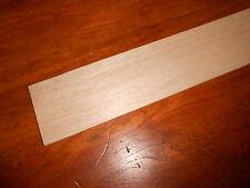 """Balsa Wood  Sheets 1/8"""" x 3"""" x 48"""" (15 Pieces) (lot A)"""