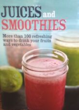 Juices and Smoothies by PIL Pub. new hardcover more than 100 recipes