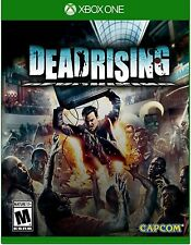 Dead Rising HD [XBOX ONE Exclusive Original Upgraded Graphics Bonus] Brand NEW