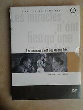 2845 // LES MIRACLES N'ONT LIEU QU'UNE FOIS (1950)MARAIS...DVD