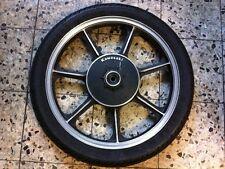 Vorderrad mit Pirelli 2,75 - 18 Kawasaki Z 250 C