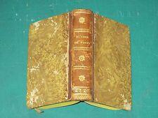 Oeuvres choisies d'Évariste de PARNY ed. 1828 3 tomes en 1 volume