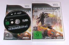 "NINTENDO WII SPIEL"" TRANSFORMERS 3 STEALTH FORCE EDITION "" KOMPLETT"