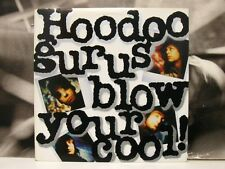 HOODOO GURUS - BLOW YOUR COOL LP NEAR MINT 1987 CANADA MERCURY 830 947-1