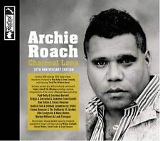 ARCHIE ROACH CHARCOAL LANE 25th Anniversary Edition REMASTERED 2 CD NEW