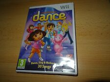 Nickelodeon Dance Nintendo Wii  New & Sealed PAL