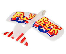 LOT OF 10 FLY BACK GLIDER PLANE PARTY FAVOR GOODY BAG CARNIVAL PRIZE FAST SHIP