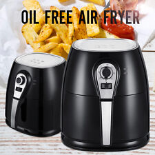 1400W New Electric Air fryer 4.2L Healthy Low-Fat Multi-Cooker Oilless Actifry