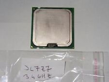 CPU INTEL PENTIUM4 650 HT SL7Z7 3.4GHZ/2M/800 SOCKET-775 DESKTOP PC PROCESSORE