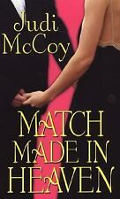 Match Made In Heaven, Judi McCoy, 0821774980, Book, Good