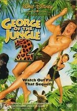 George Of The Jungle 2 * NEW DVD * John Cleese Julie Benz
