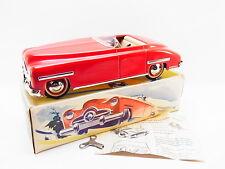 LOT 41002   Neuwertiger Distler Ford D-3200 PKW Cabrio Blechspielzeug 50er OVP