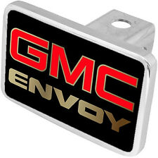 New GMC Envoy Red/Gold Logo Tow Hitch Cover Plug