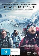Everest (DVD, 2016) Based on a True Story - Free Postage Within Australia