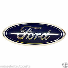 OEM NEW 2011-2014 Ford Edge Focus Taurus Flex Rear Blue Emblem AT4Z9942528A 7x3