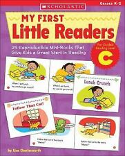 My First Little Readers: Level C: 25 Reproducible Mini-Books in English That Giv