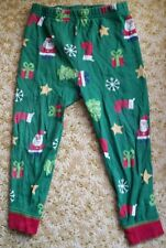 Just one year Christmas pajama pants. 2T