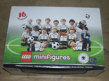DISPLAY Lego Minifigures: DFB, FOOTBALL EUROPEAN CHAMPIONSHIP 2016, empty