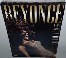 BEYONCE I AM...WORLD TOUR BRAND NEW SEALED DIGIPACK CD DVD DELUXE SET