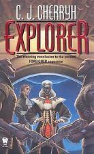 Explorer (Foreigner), Cherryh, C. J., Good Condition, Book